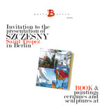 Invitation to the presentation of SZCZESNY - »Saint-Tropez in Berlin«